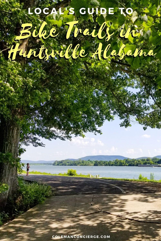 Huntsville Alabama Bike Trail