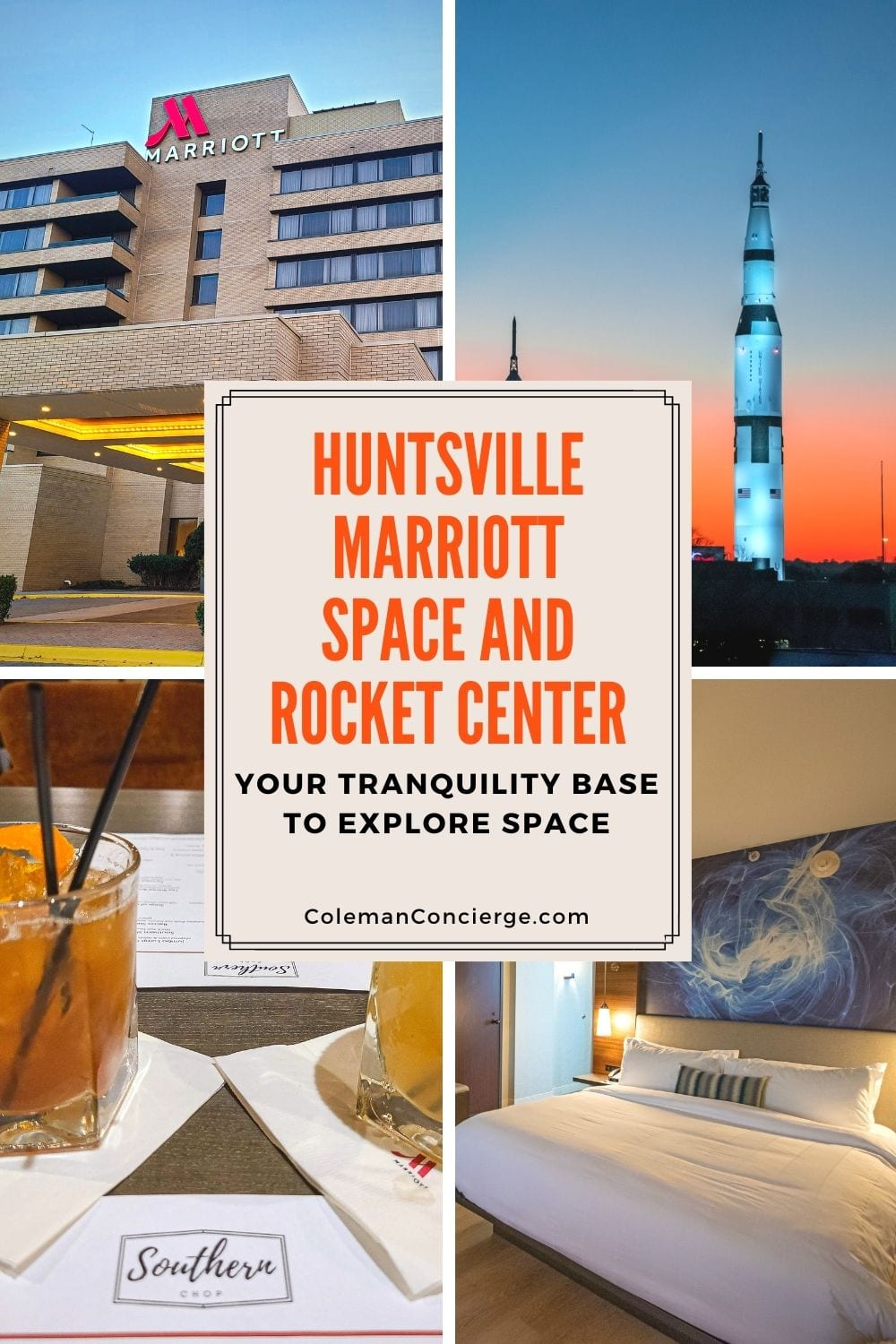 Images from Huntsville Marriott Space and Rocket Center