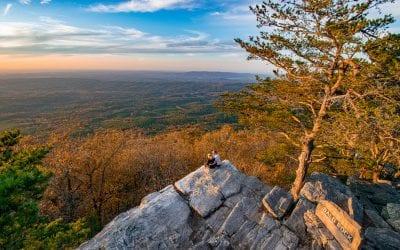 Romantic Bike Getaway to Calhoun County Alabama
