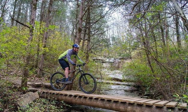 Local's Guide to Mountain Bike Trails Huntsville, Al