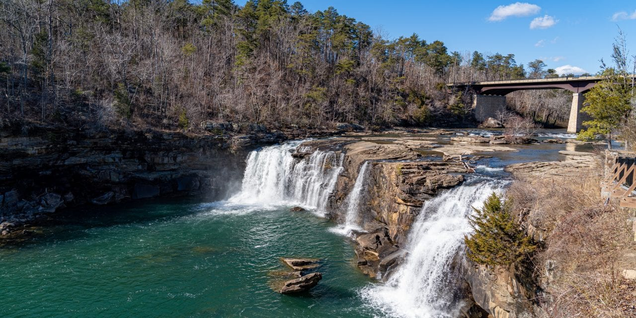 Picture Perfect Northeast Alabama Waterfall Roadtrip