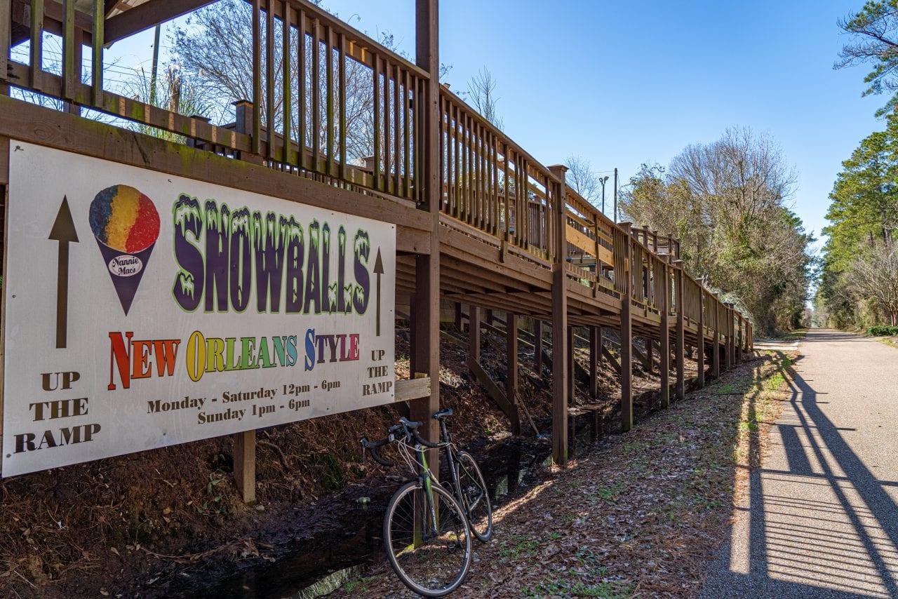 Longleaf Trace Snowball Stand