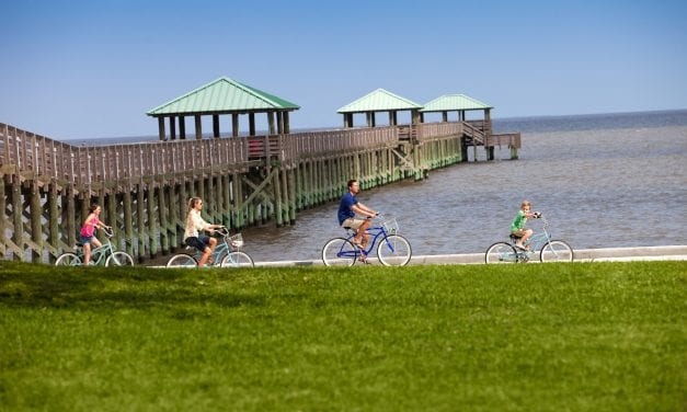 Concierge Guide to Biking Coastal Mississippi