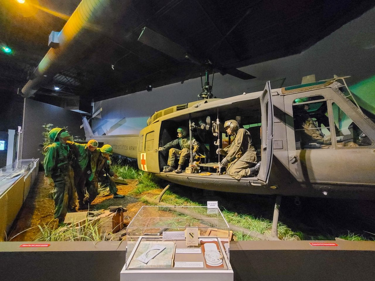 Mississippi Armed Forces Museum acts of service
