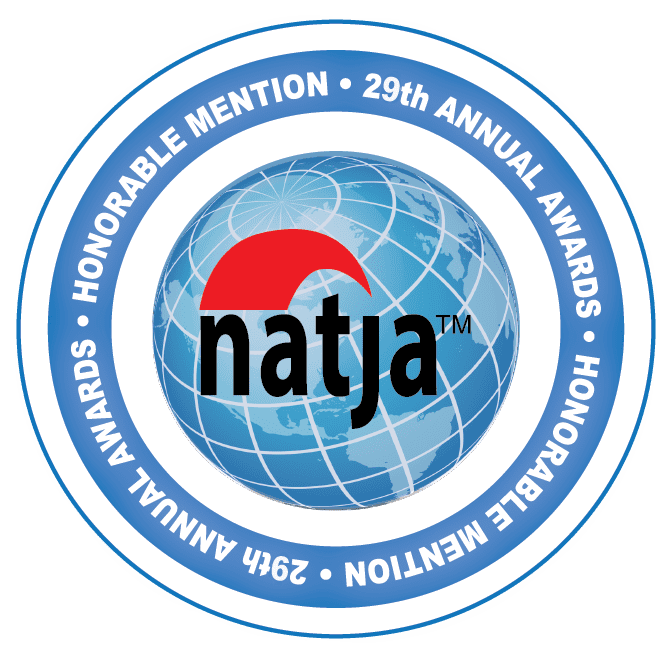 2020 NATJA Award Honorable Mention