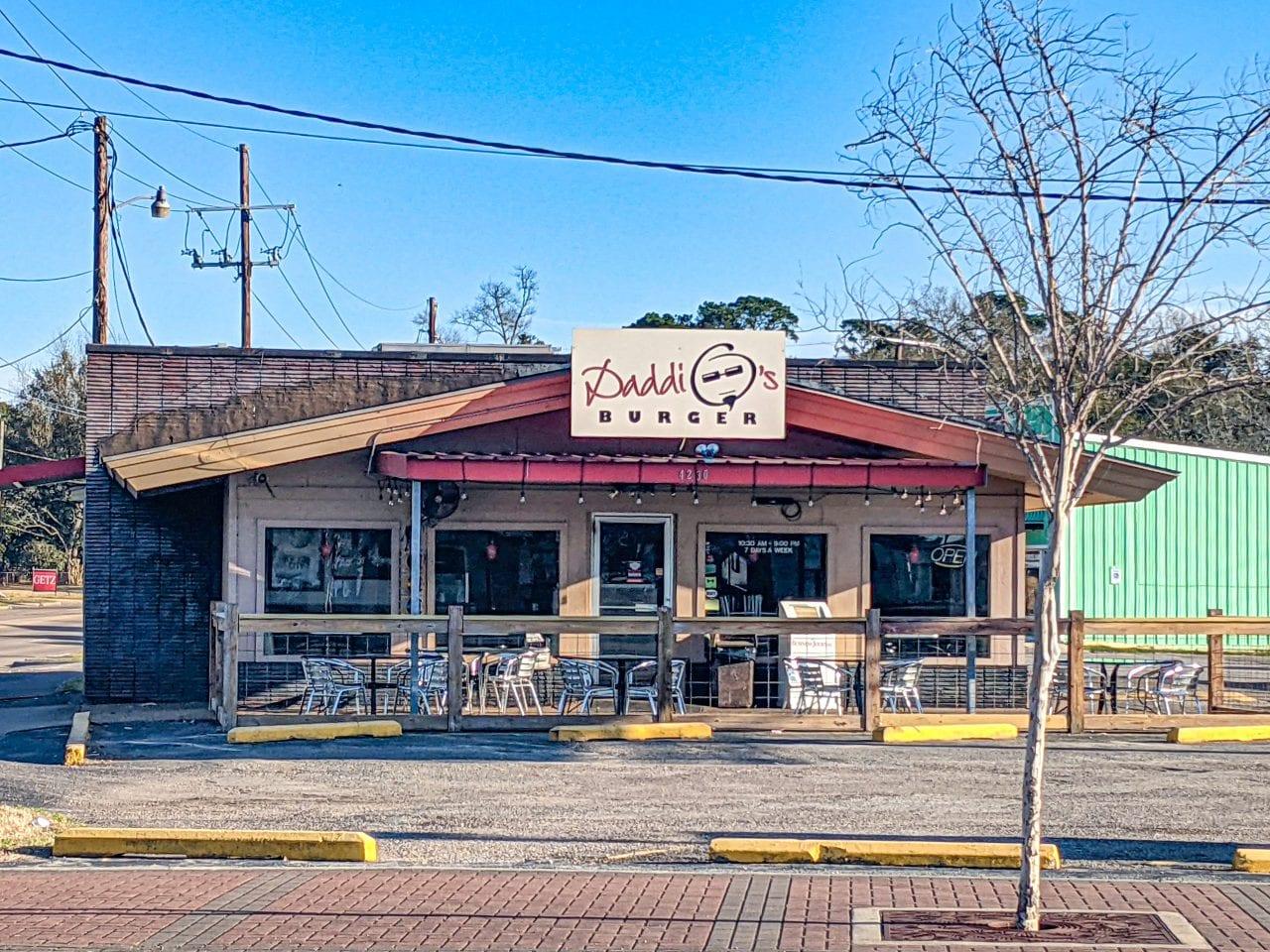 Daddio's Burgers