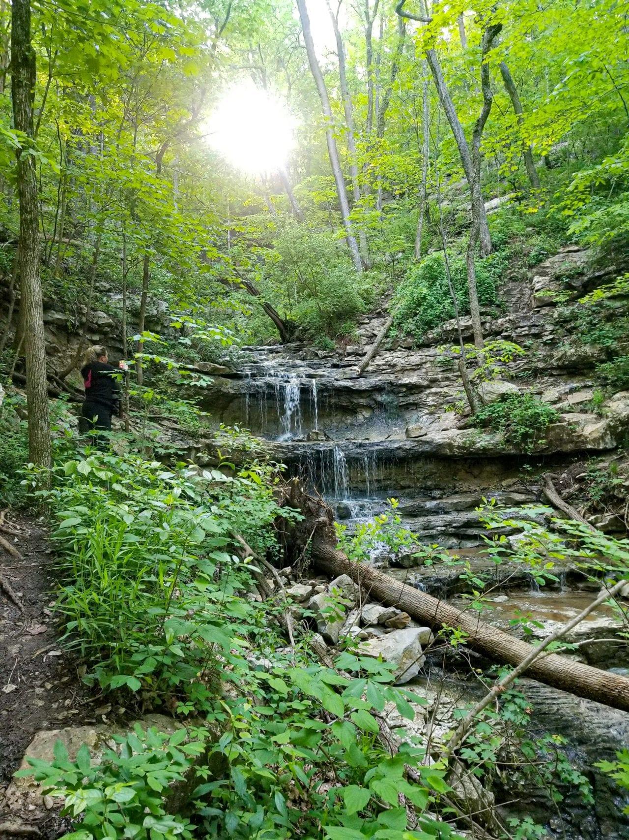 Dry Falls Huntsville