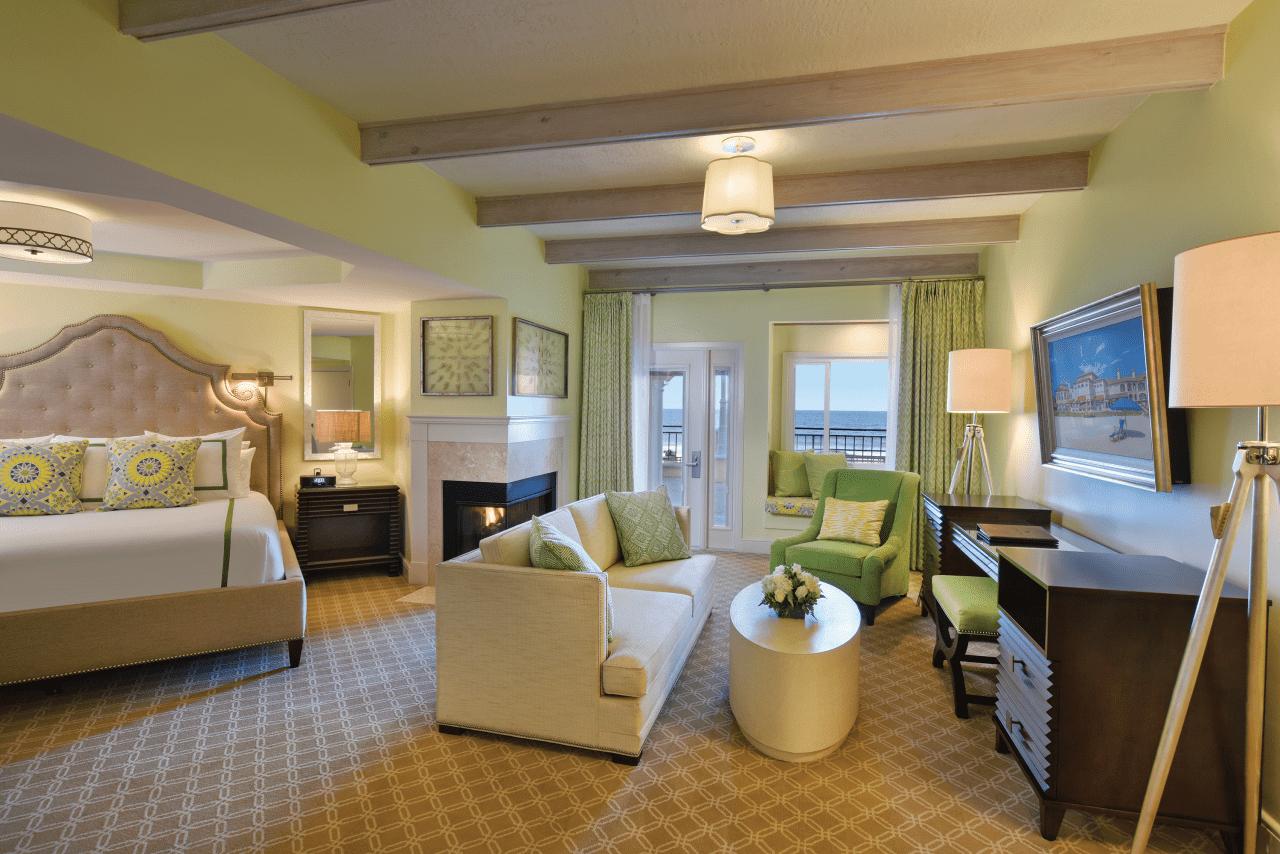 Ocean Suite King Bed - Rm 331 Lodge & Club Ponte Vedra Beach