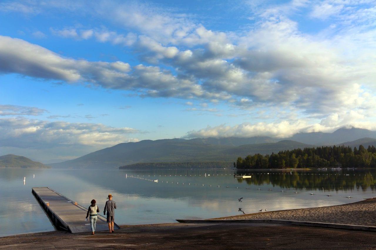 Whitefish Lake - c Brian Schott