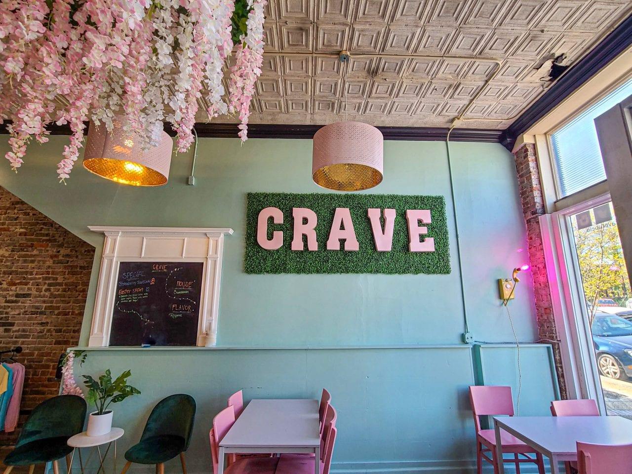 Crave Coffee