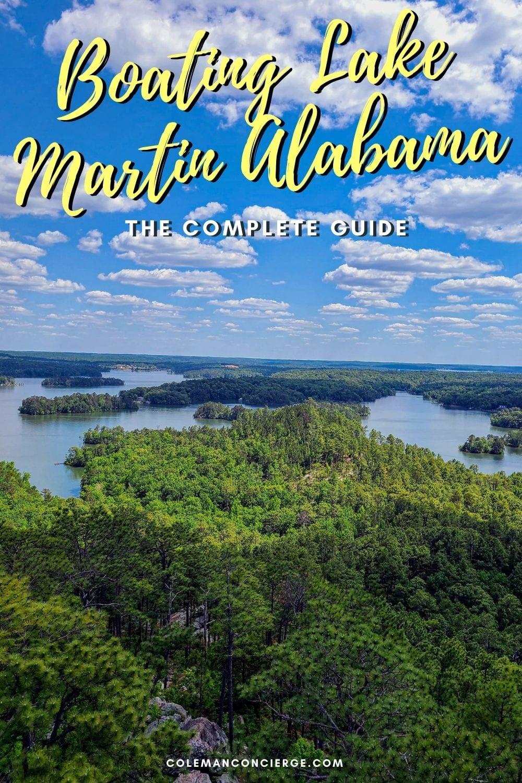 Lake Martin Alabama