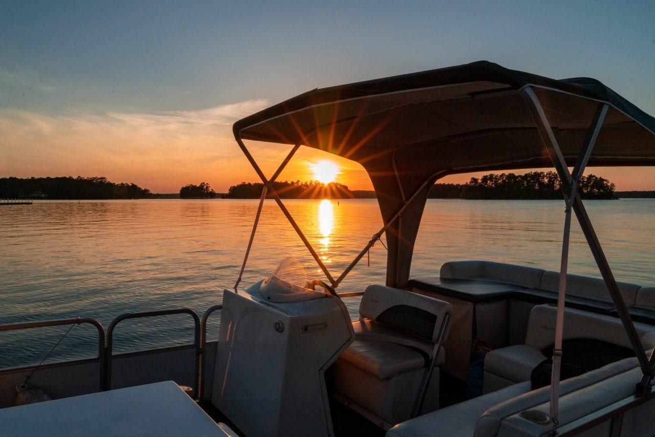 Lake Martin Boat Tour
