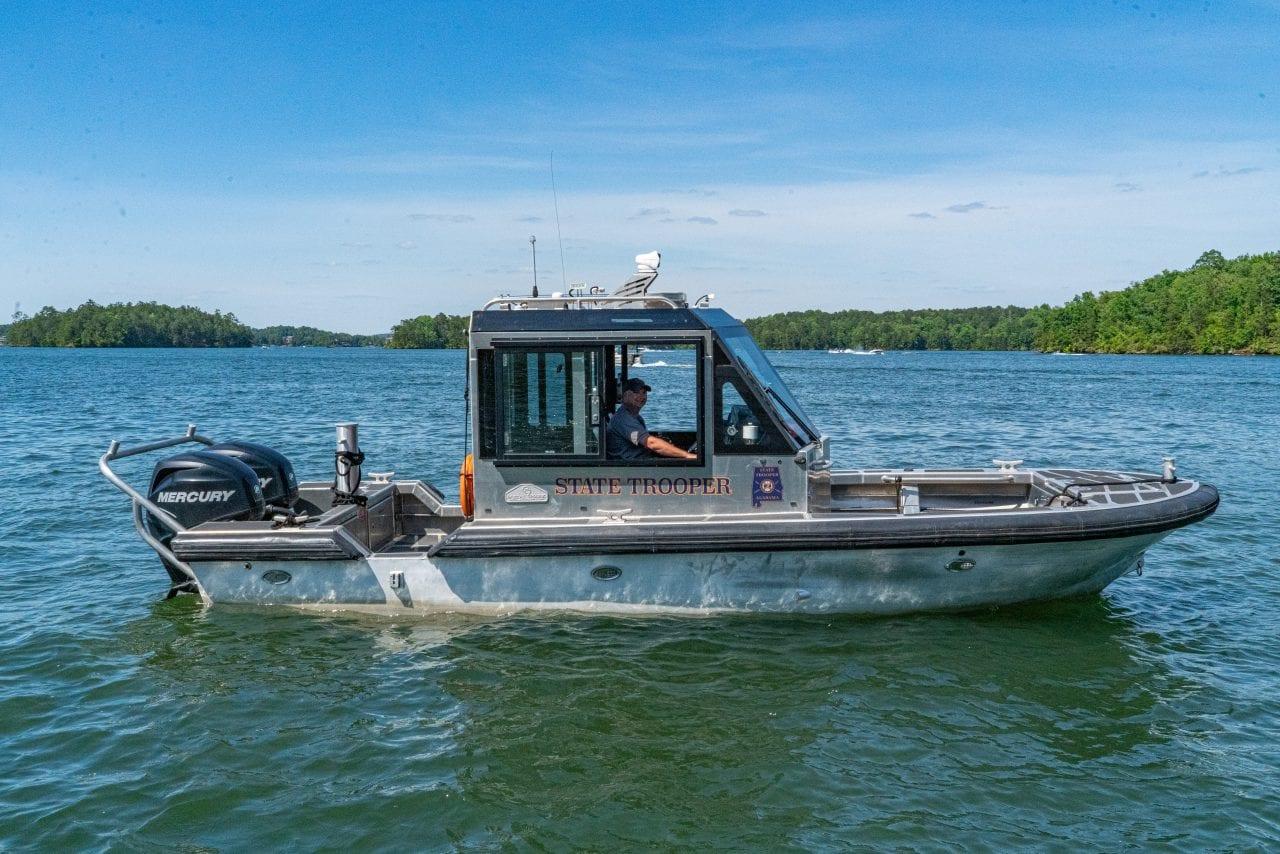 Lake Martin water patrol