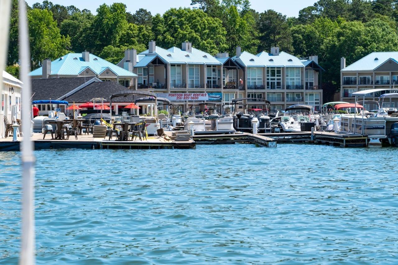 Lake Martin Tours from Harbor Pointe Marina
