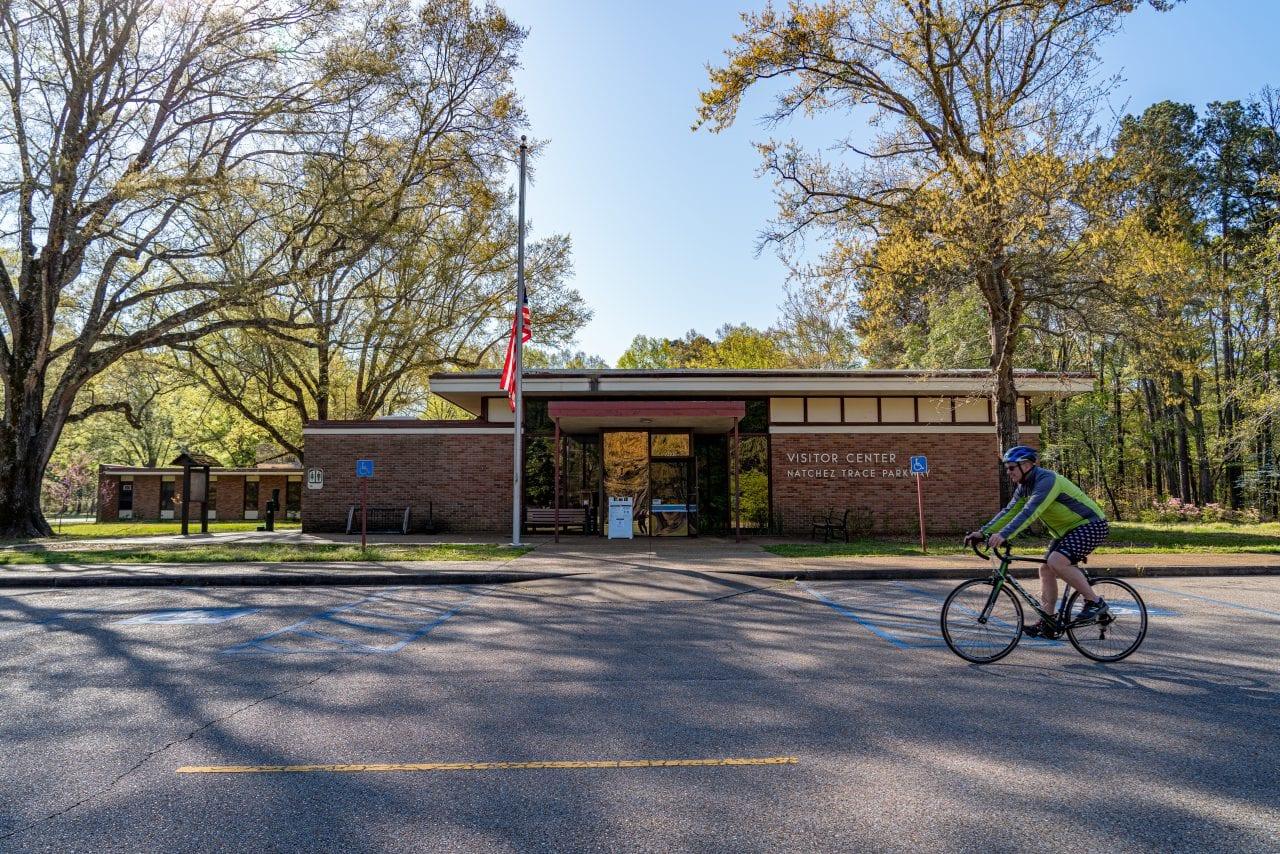Natchez Trace Visitor Center