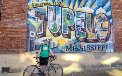 The Practical Guide to Biking Tanglefoot Trail, Natchez Trace, and Tupelo MS