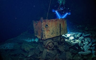 Diving Bonne Terre Mine – A Fishy Tale of Bonnie, Terry, and the Billion Gallon Lake