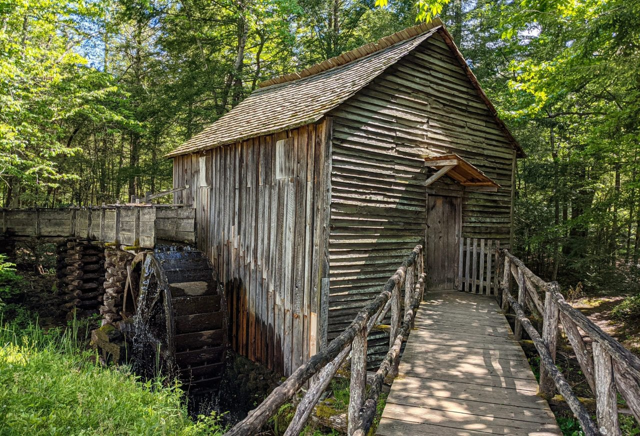 Cades Cove - Cable Grist Mill