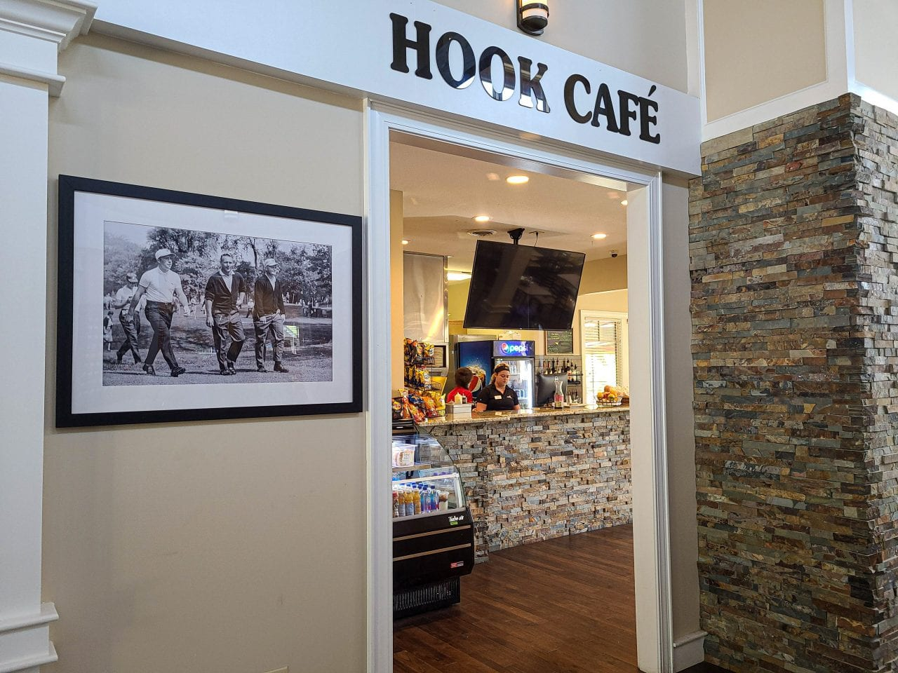 Hook Cafe Old Kinderhook Resort