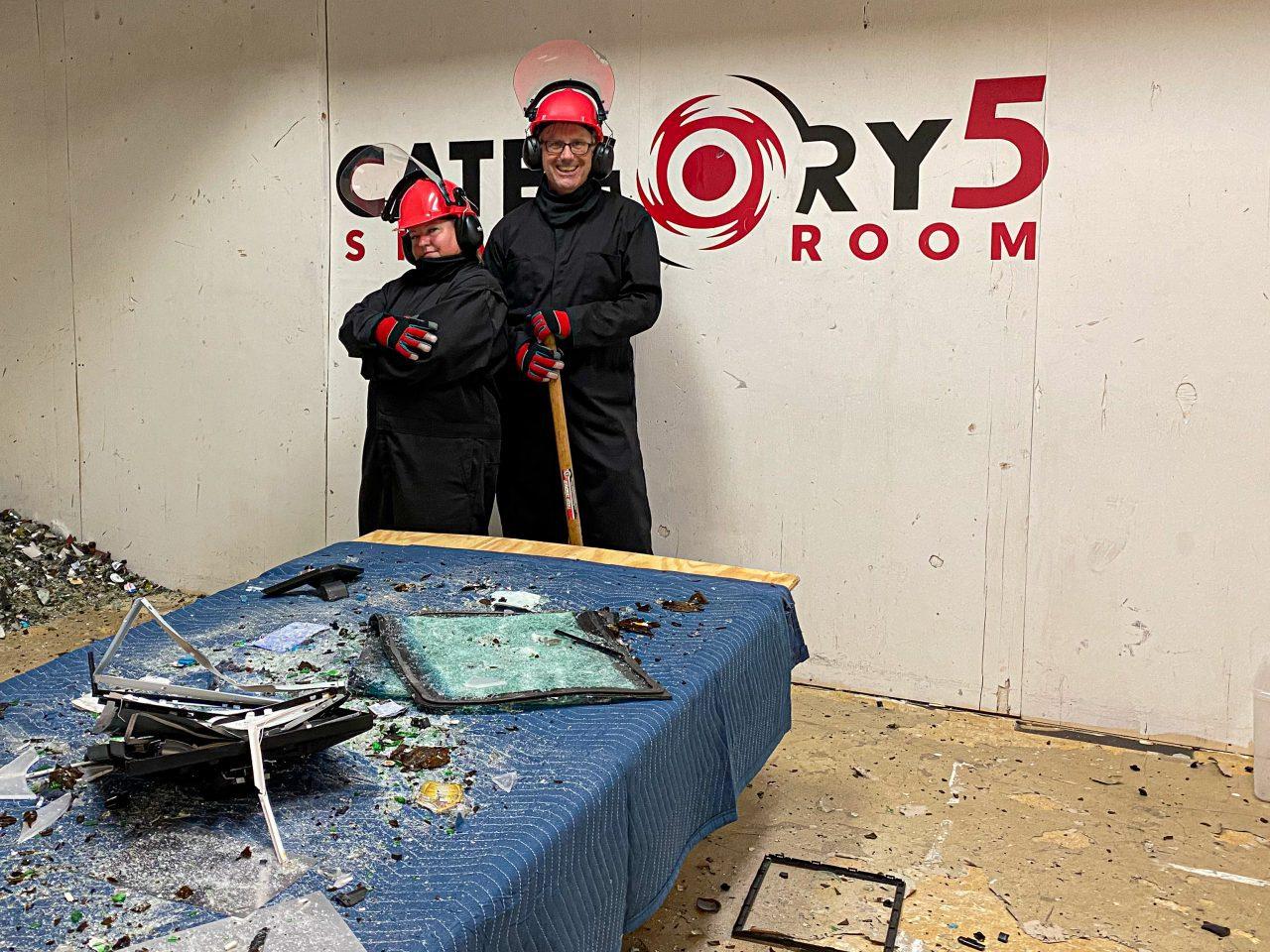 Category 5 Smashroom