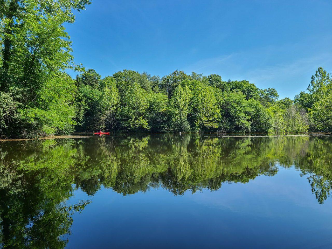 Finger Lake State Park - Paddling Trail