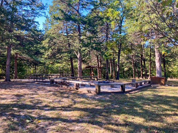 Ha Ha Tonka Group Use Area via Missouri State Parks