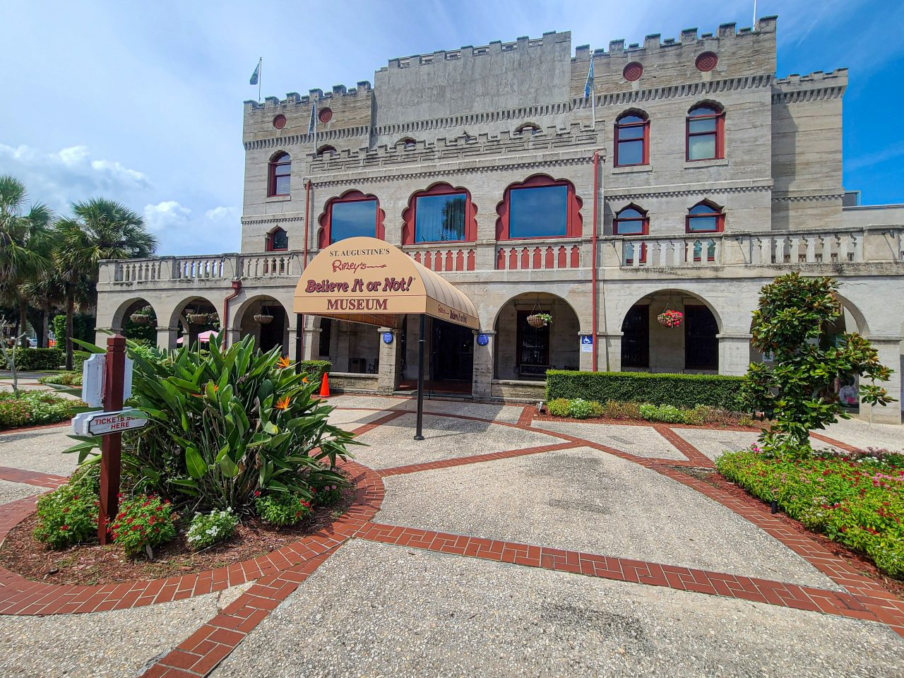 St Augustine- the original Ripley's Believe it or Not